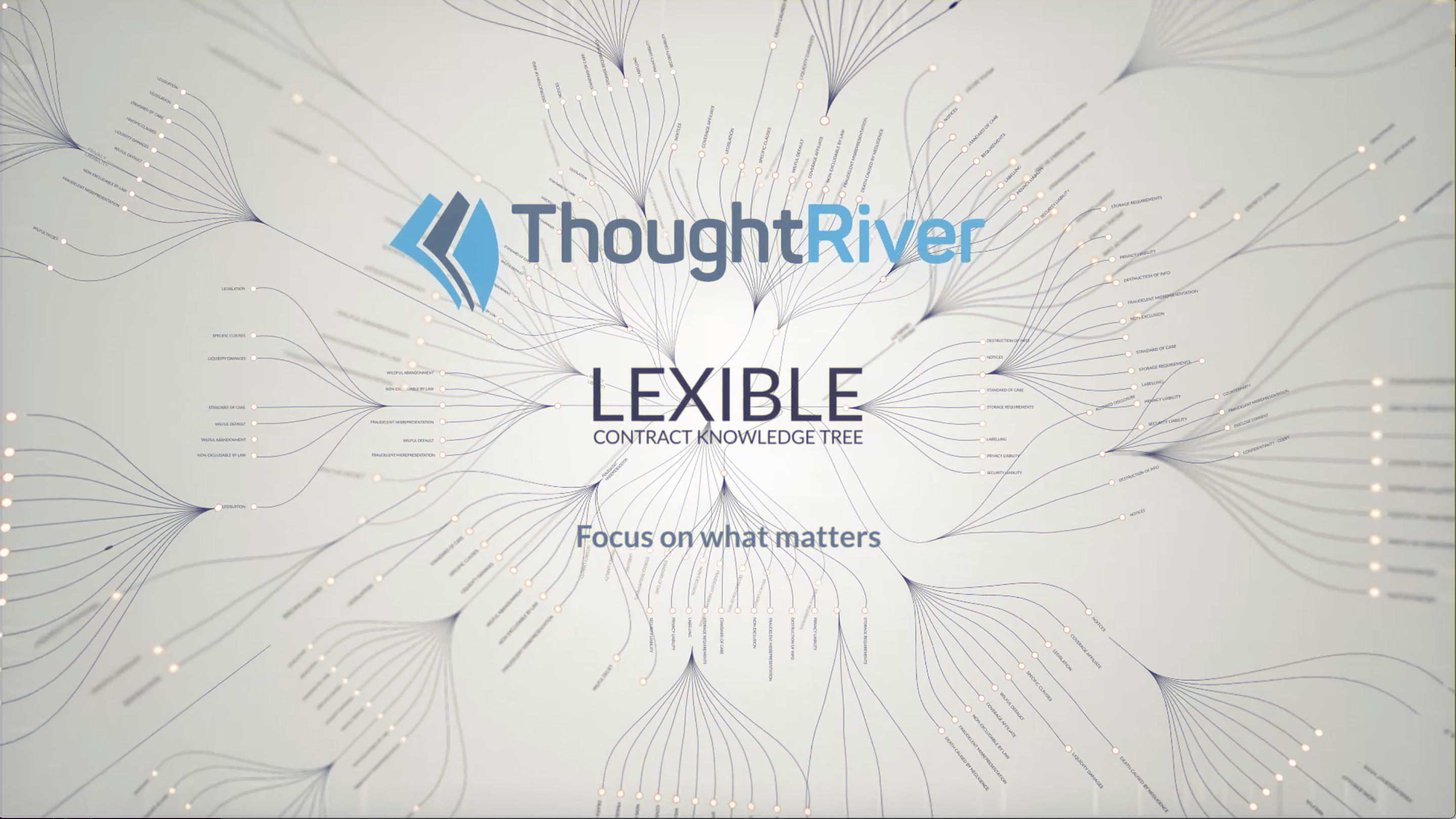ThoughtRiver Launches 'Lexible' Universal Contract Language System