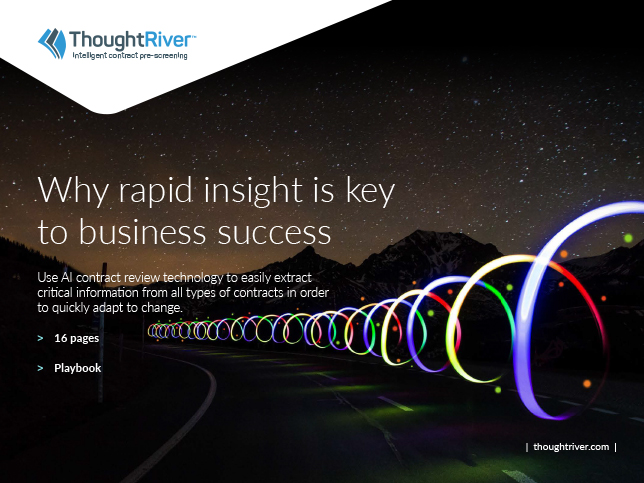 Why rapid insight is key to business success