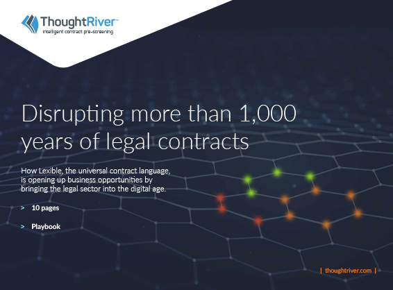Disrupting more than 1,000 years of legal contracts